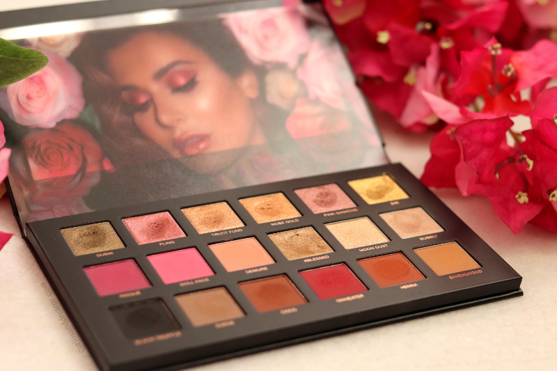 HUDA BEAUTY Rose Gold Remastered Eyeshadow Palette,  HUDA BEAUTY Rose Gold Remastered Eyeshadow Palette review,  HUDA BEAUTY Rose Gold Remastered Eyeshadow Palette india,  HUDA BEAUTY Rose Gold Remastered Eyeshadow Palette price,  HUDA BEAUTY Rose Gold Remastered Eyeshadow Palette swatches