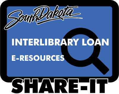 South Dakota Share It Logo - Interlibrary loan e-resources
