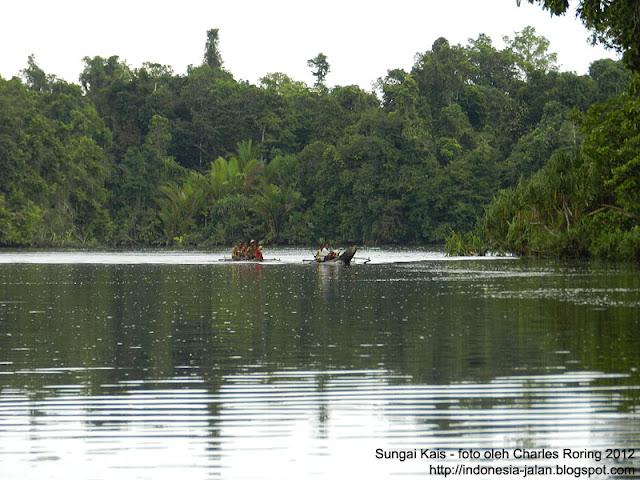 Ekowisata di Sorong Selatan