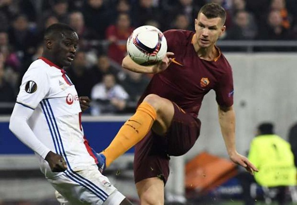 AS Roma vs Lyon