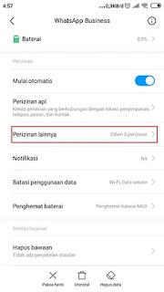 whatsapp tidak bisa mengirim pesan