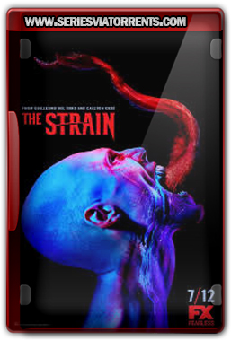 The Strain 2ª Temporada Torrent - Blu-Ray 720p Dublado (2015)