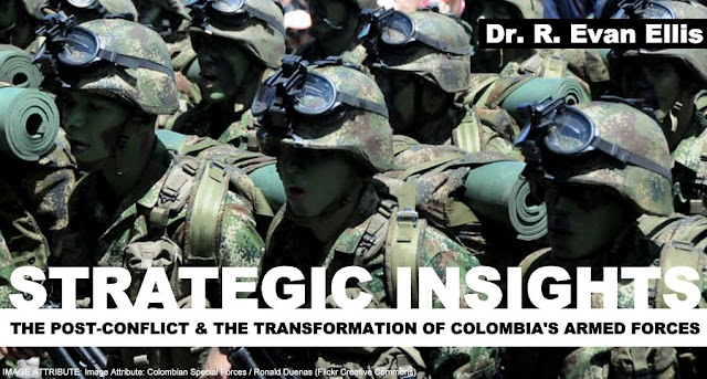 THINK TANK | Strategic Insights: The Post-Conflict and the Transformation of Colombia's Armed Forces