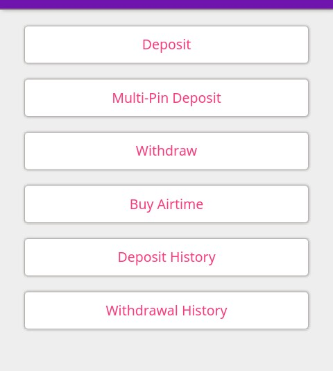 withdraw from Cheetahpay to your bank account