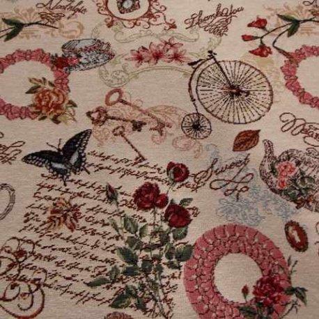 El blog de aceber trozos telas telas baratas online - Telas de tapizar baratas ...