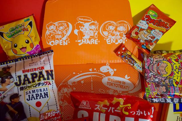 tokyo treat japanese candies and snacks caramelle dolci e snack giapponesi curiosità sul cibo giapponese mariafelicia magno