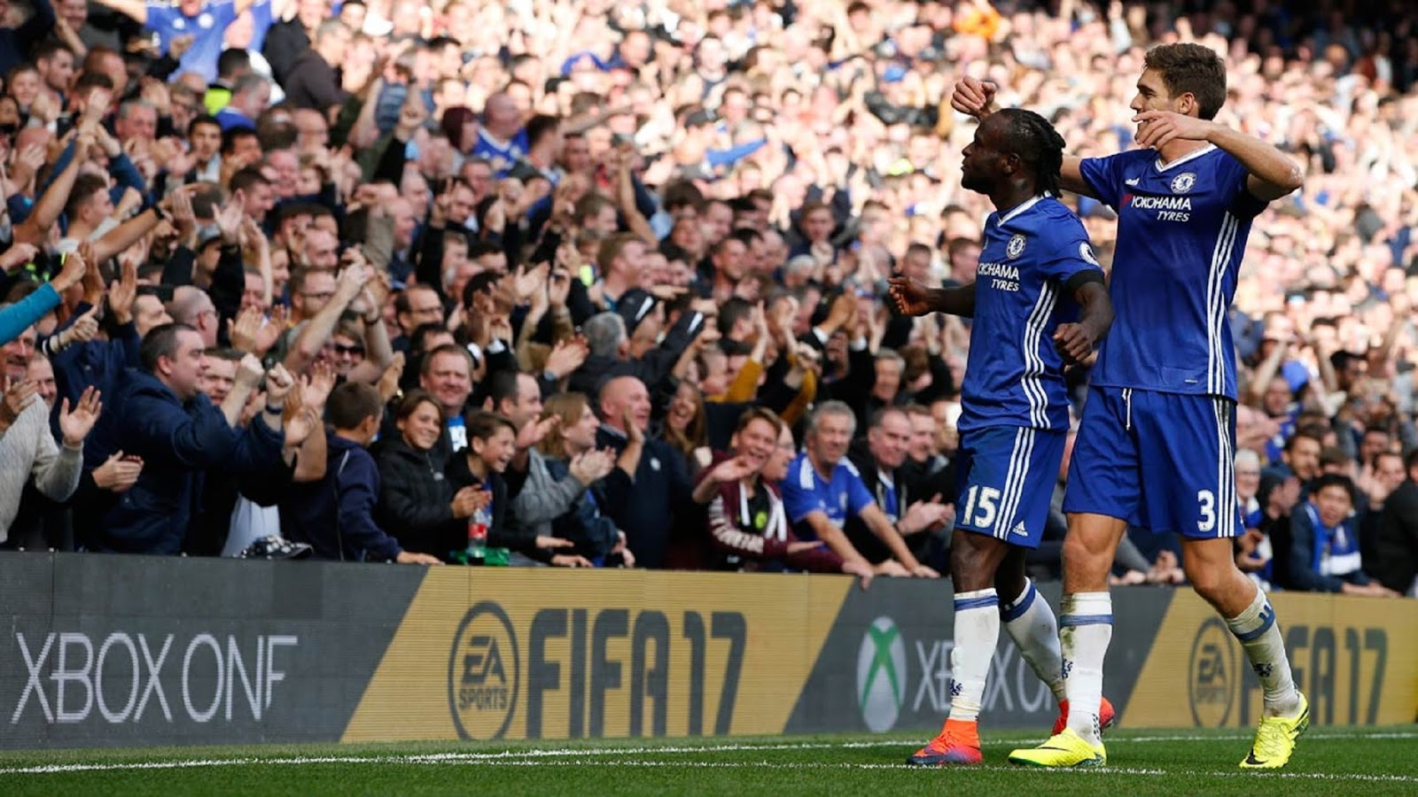VICTOR MOSES 3