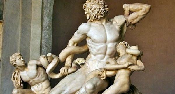 Patung Yunani