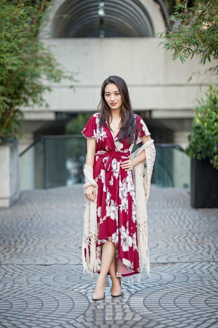 Viva La Jewels maxi dress