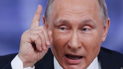 Сайт Кремля в попытке исправить прокол Путина исказил его фразу о референдуме в Крыму