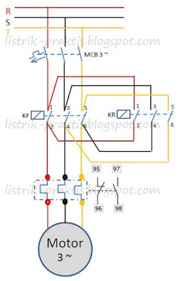 Wiring diagram rangkaian dol download wiring diagram rangkaian dol motor listrik 3 fasa listrik praktis blogs asfbconference2016 Images