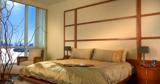 Dormitorios japoneses  Dormitorios colores y estilos