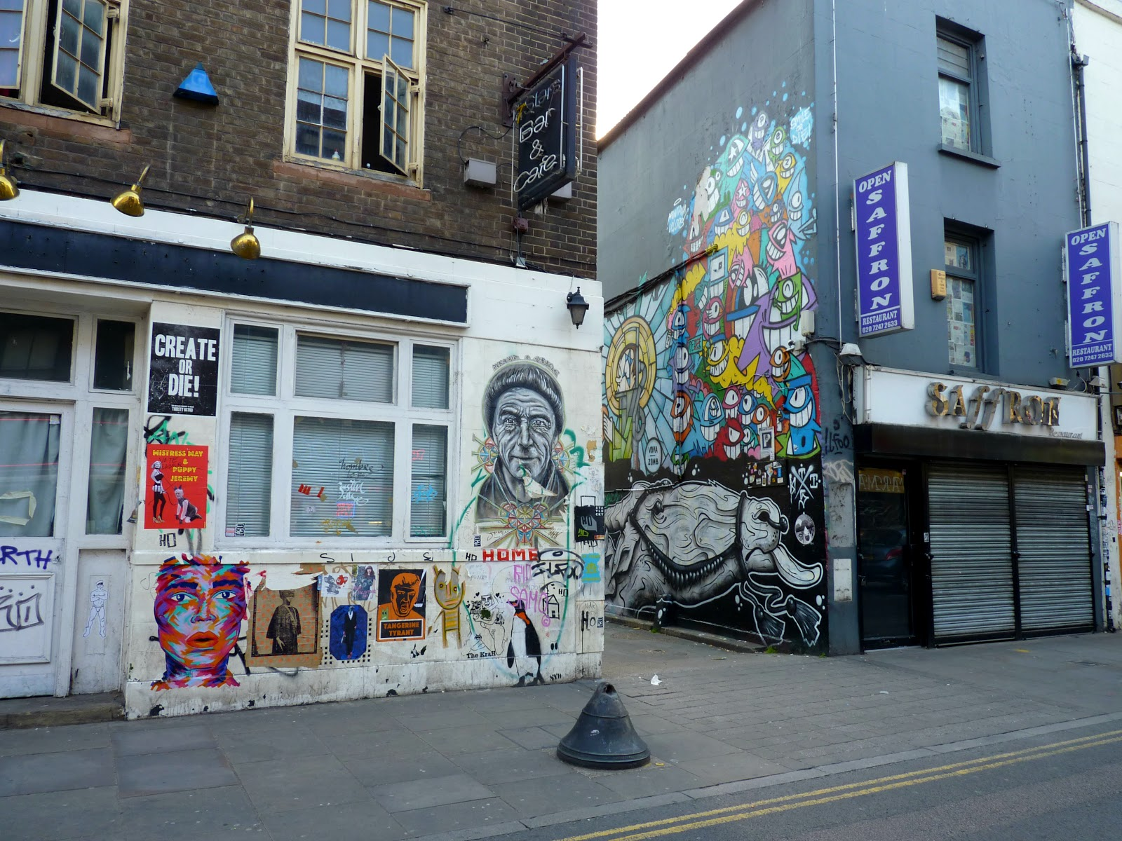 Londres, Brick Lane