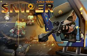Call Of Mini Sniper iPhone Game for Armv6 Android Devices