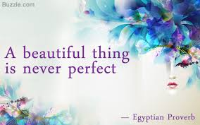 quotes and sayings on being perfect