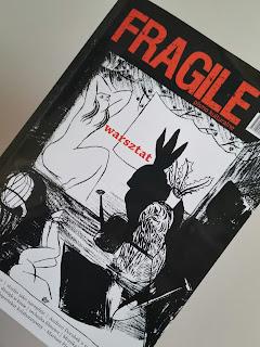 """""""Fragile"""" pismo kulturalne"""