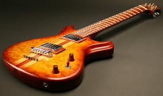 modelo de guitarra electrica