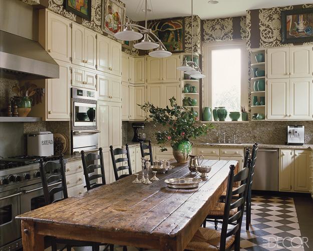 The Elegant House: A Farmhouse Coffee Table