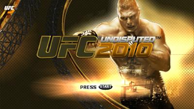 UFC Undisputed 2010 iso