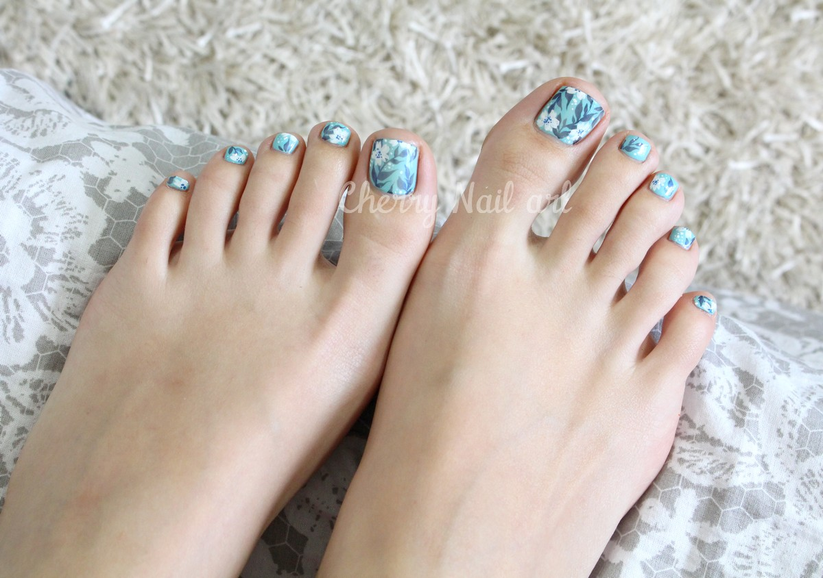 nail-art-pieds-jungle