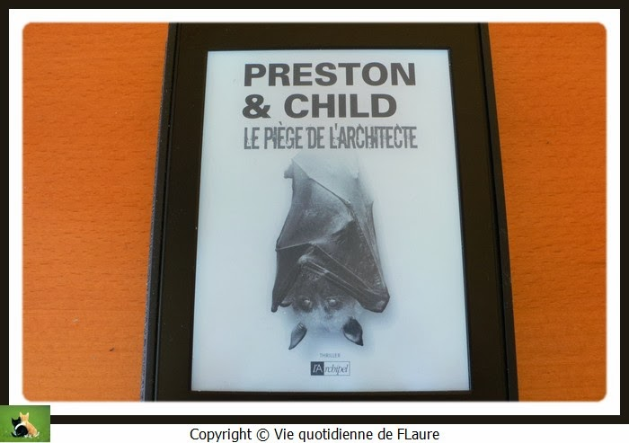 Vie quotidienne de FLaure: Le piège de l'architecte de Douglas PRESTON et Lincoln CHILD