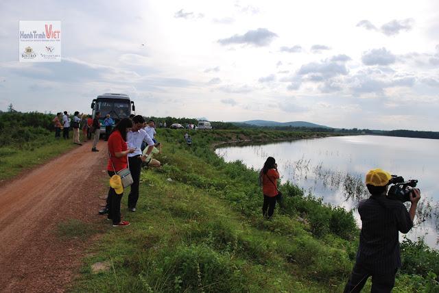Tham quan Hồ Gia Ui, Xuân Lộc