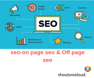 seo -on page & offpage