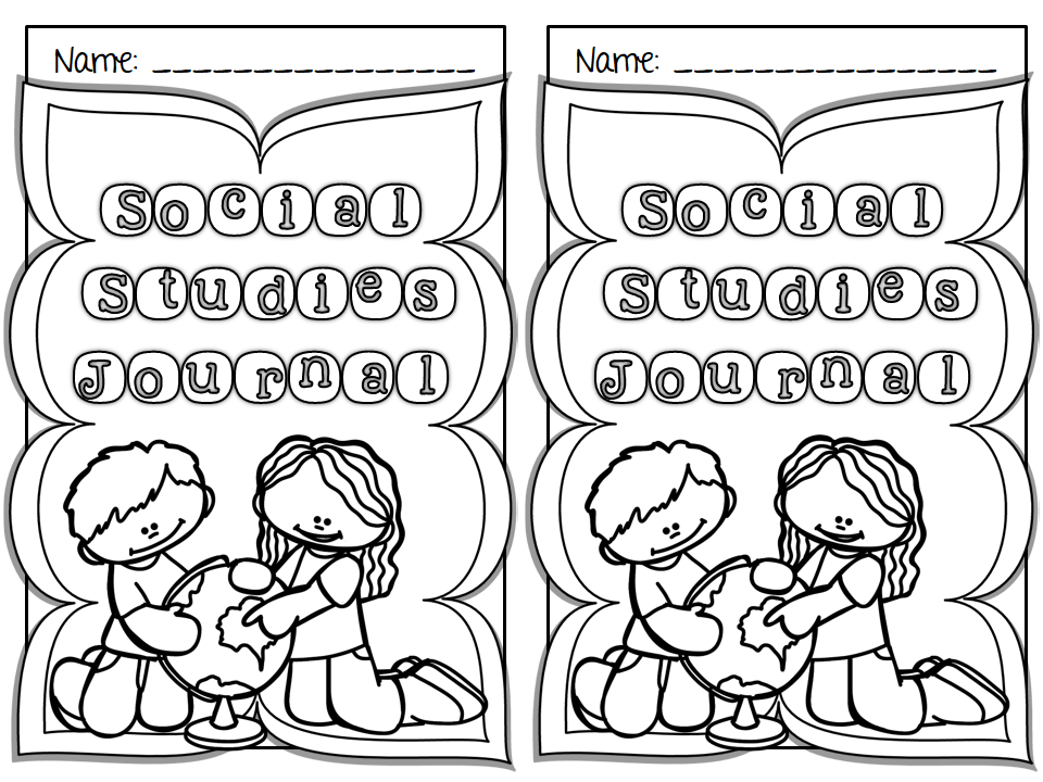 Interactive Social Studies Journals K 2
