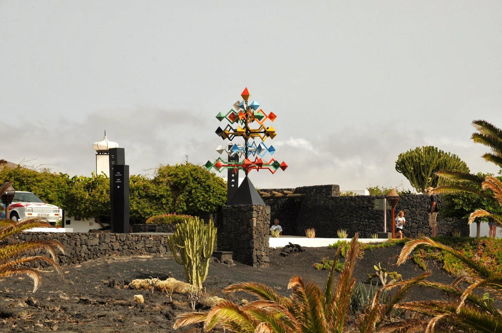 Fondazione César Manrique, Lanzarote