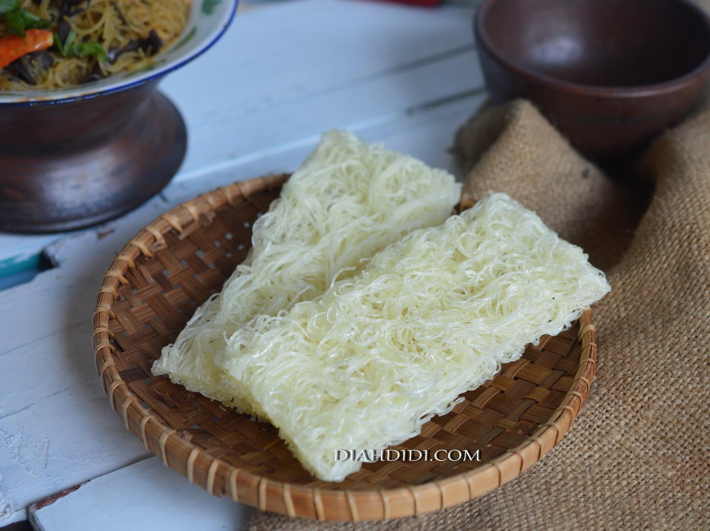 Diah Didi's Kitchen: Semur Bihun Jagung & Jamur Kuping