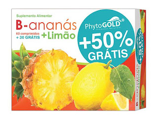 B-Ananás + Limão - PhytoGOLD