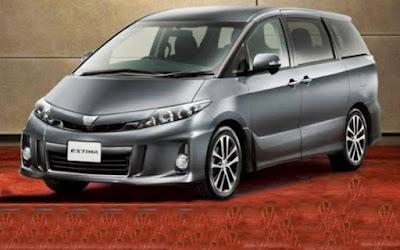 2017 Toyota Estima Concept And Specs