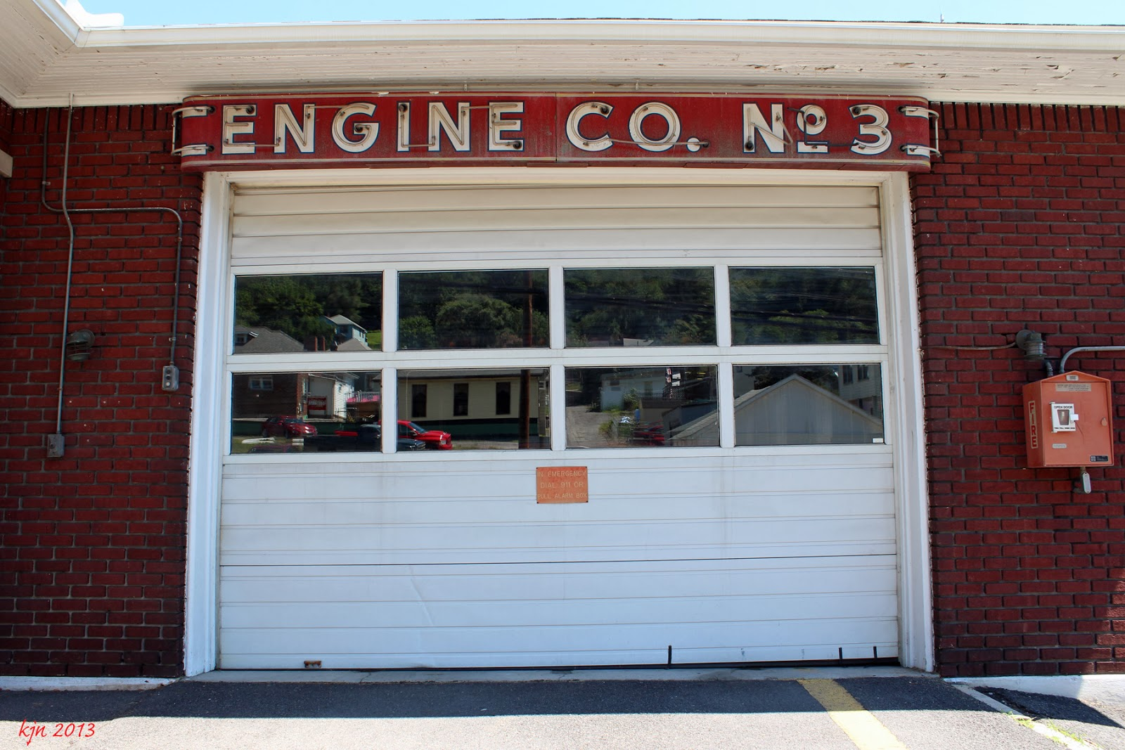 The Outskirts of Suburbia: Cumberland Fire Department, Station 3