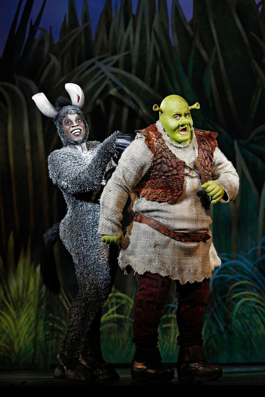 Caseys Adventures In Blogging Show Review Shrek The Musical At