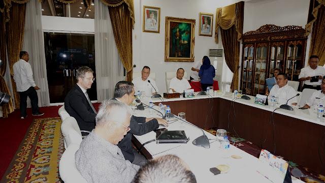 Pertama Di Indonesia, Muba Akan Bangun PLTMG Terapung