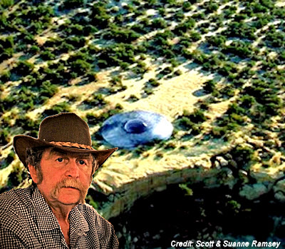 'Aztec UFO Incident' Confidant Passes Away