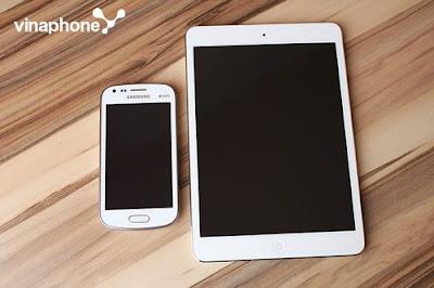 Đăng ký 3G Vinaphone Ezcom cho máy tính bảng, USB3G