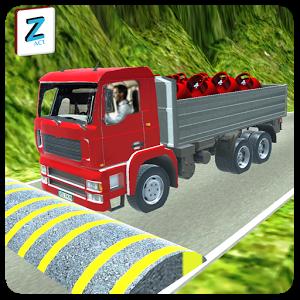 3D Truck Driving Simulator APK Terupdate