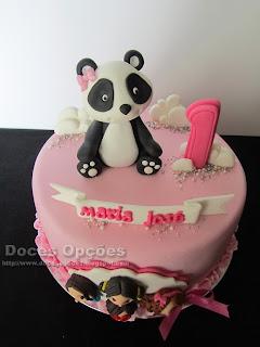O Panda e os Caricas bragança