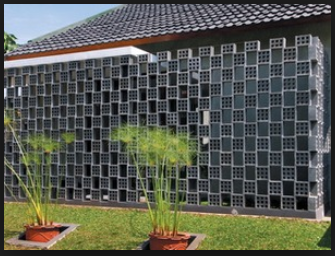 Inspirasi Model Pagar Tembok Bergaya Unik Dan Lucu Travel Jaya