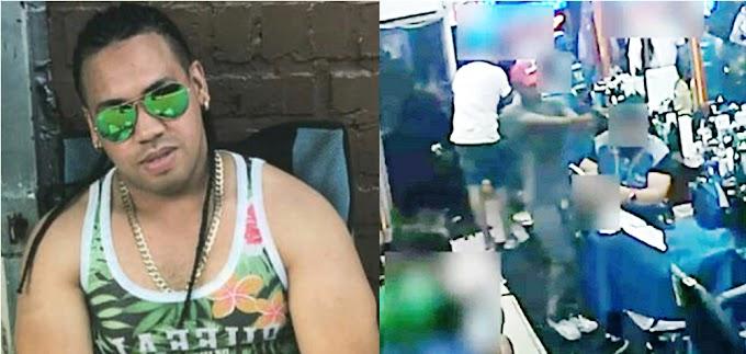 Buscan activamente dos atracadores que hirieron de tres balazos barbero dominicano en El Bronx