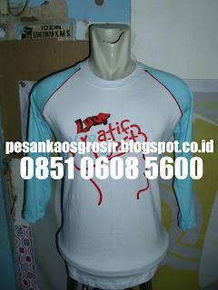 Vendor Bikin Kaos Promosi Murah Surabaya
