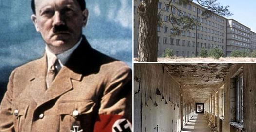 O hotel nazista de 10.000 quartos que nunca foi usado