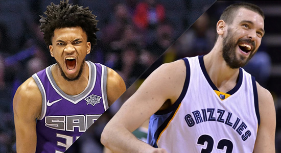Live Streaming List: Sacramento Kings vs Memphis Grizzlies 2018-2019 NBA Season