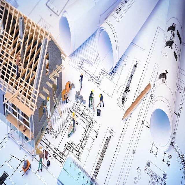 sketsa desain rumah