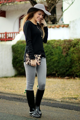 Botas de Agua ¡Tendencias en Moda Hunter!