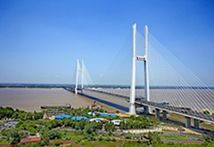 Jingyue Yangtze River Bridge