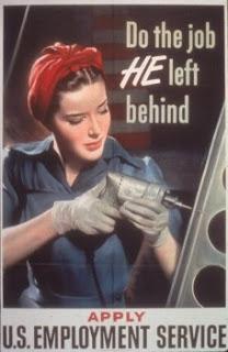 Μια ακόμα αφίσα του 2ου Παγκοσμίου... do the job HE left behind