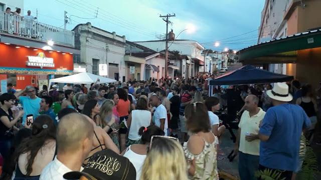 Botecaria do Mercadão em parceria com Vanilla Ice e Bar do Tosca promove folia alternativa no Carnaval de Pinhal