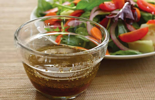 Say no to Store Bought Salad Dressing